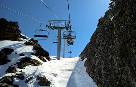 Le domaine skiable de Montgenevre